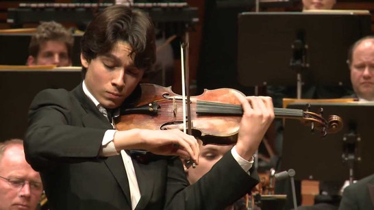 Concert des Lauréats avec l'Orchestre Staatskappelle de Weimar, 2018