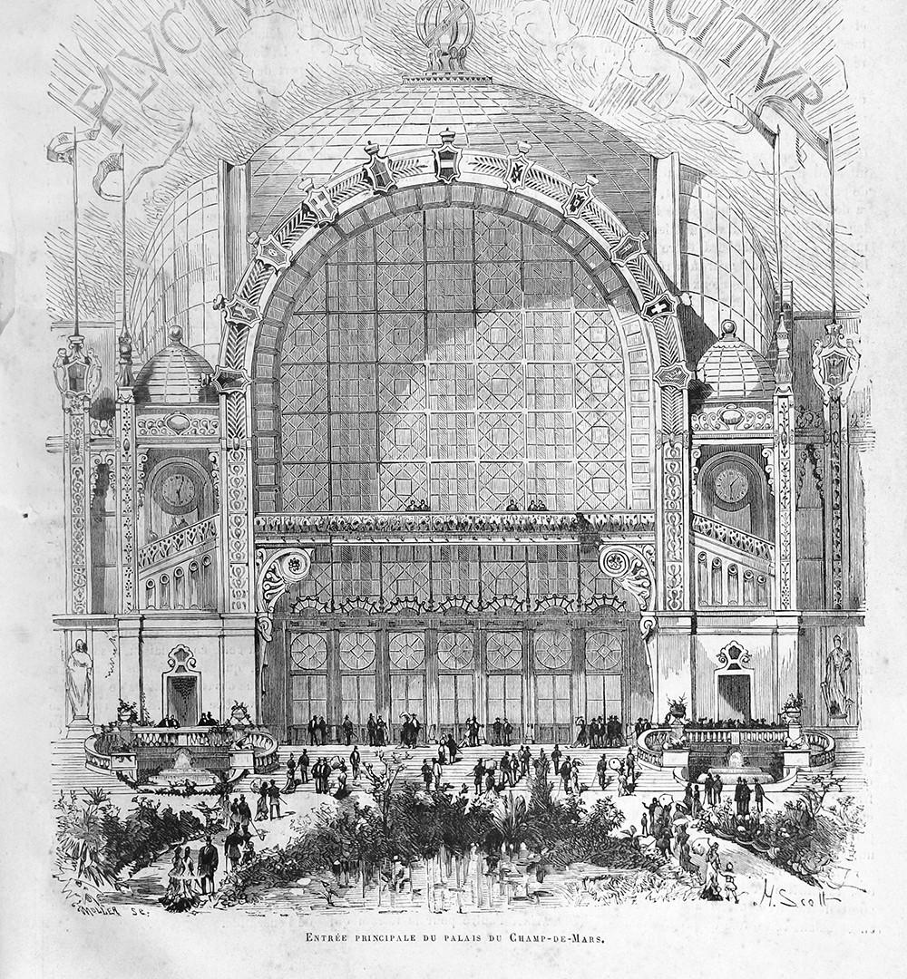 Charles Muller (1815-1892) d'après Henry Scott (1849-1884)