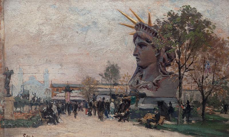Louis Henri Saintin (1846-1899)