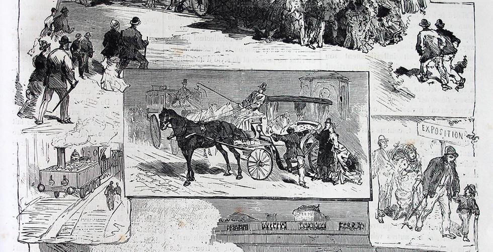 Joseph Burn Smeeton (1815-1890) et Auguste Tilly (1840-1898) d'après J.D. Val (seconde moitié XIXᵉ)