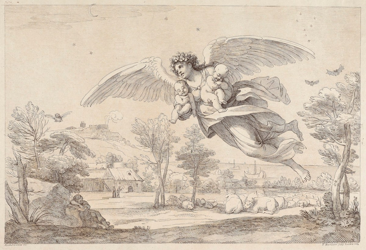 Francesco Bartolozzi (Florence, 1727 - Lisbonne, 1815)