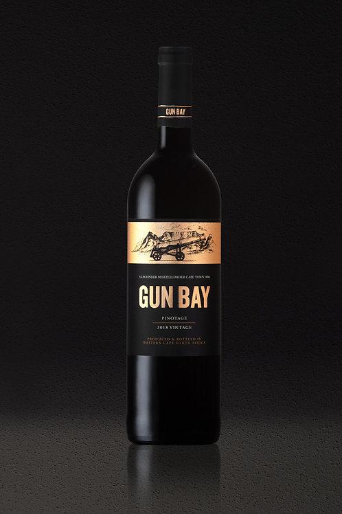 Gun Bay Pinotage 2018