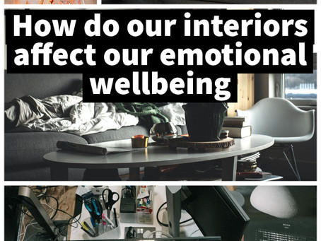 Improve emotional wellbeing at home