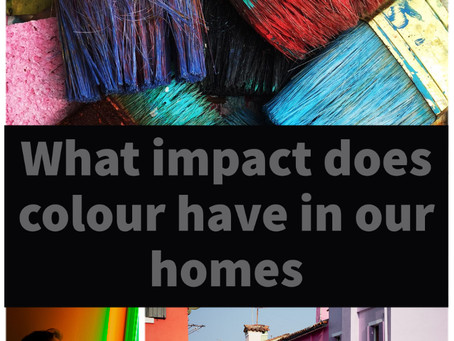 How important is colour in improving our emotional wellbeing