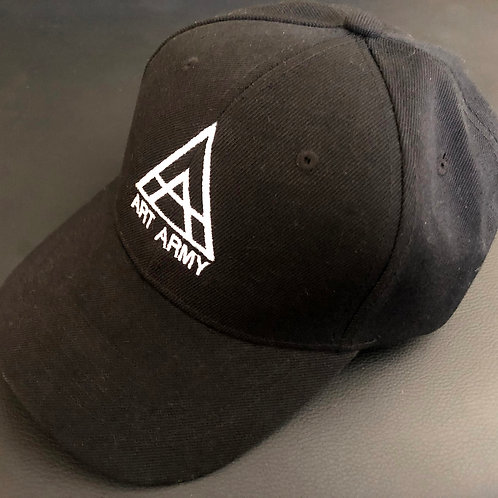 Black Art Army Baseball Hat