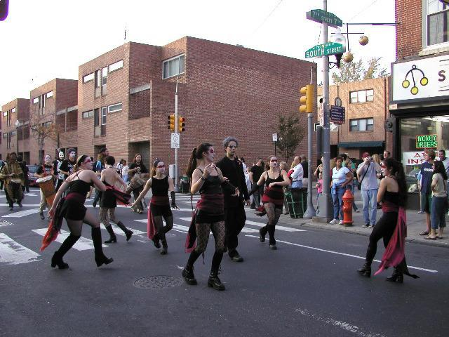 Day of the Dead, Philly
