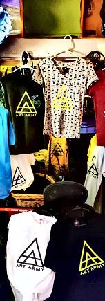 New Art Army Gear is Here! #artarmy #art