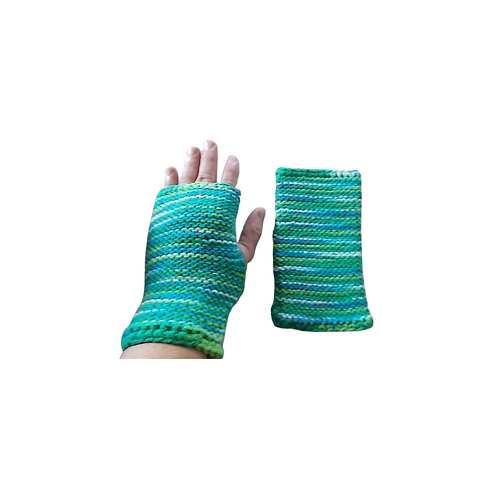 Emerald Energy Texting Gloves