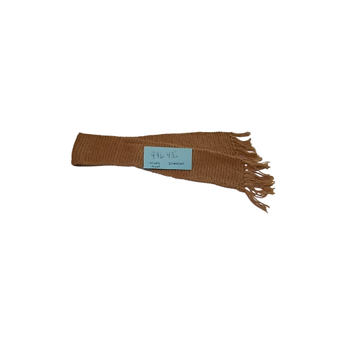 Sand Brown Scarf