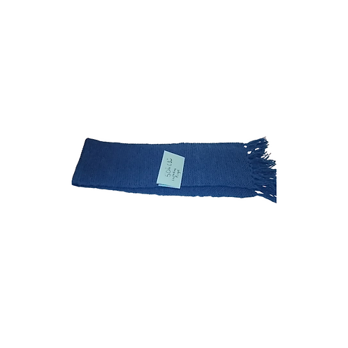 Royal Blue 2 Scarf