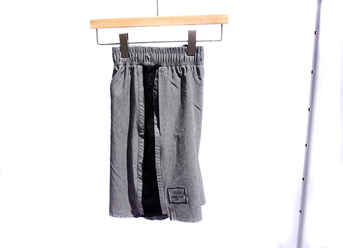 Grey Active Shorts