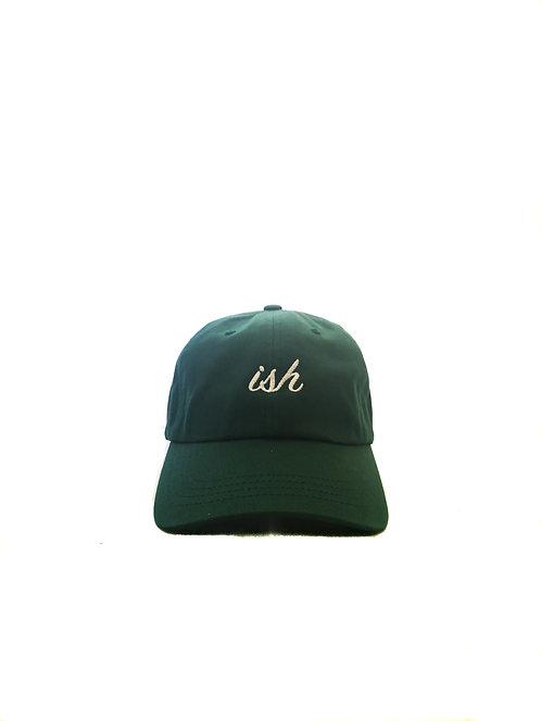 Ish Dad Hat Green