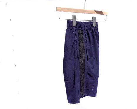 Navy Active Shorts