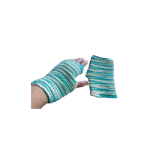 Country Stripes Texting Gloves