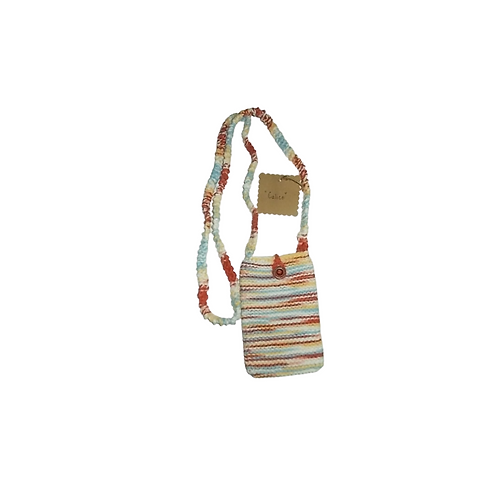 Calico Cell Phone Purse