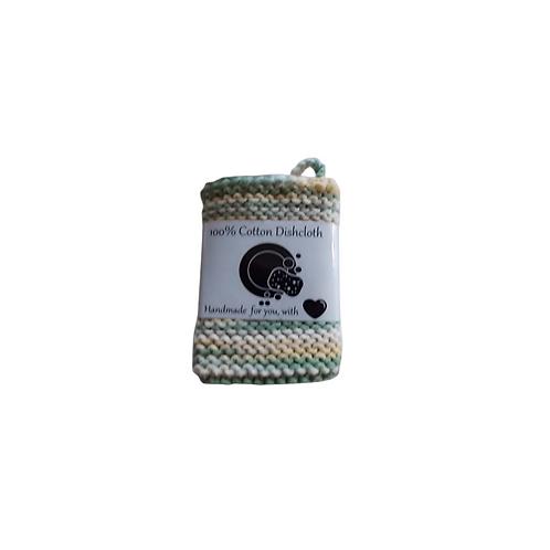 Country Sage Cotton Dishcloth