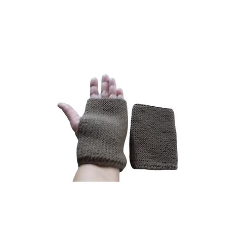 Mocha Texting Gloves