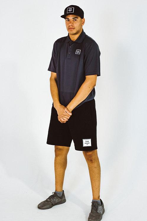 Carbon Polo Shirt