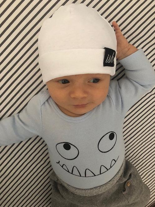 """Newborn """"ish"""" cap"""