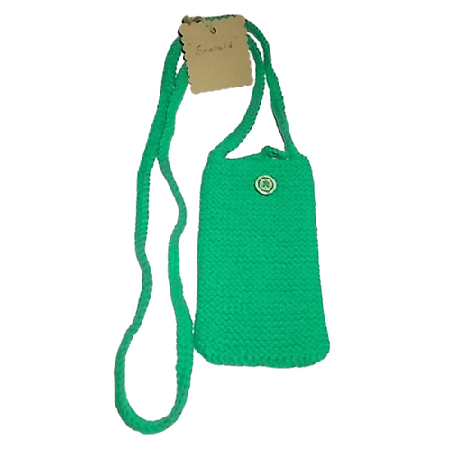 Emerald Cell Phone Purse