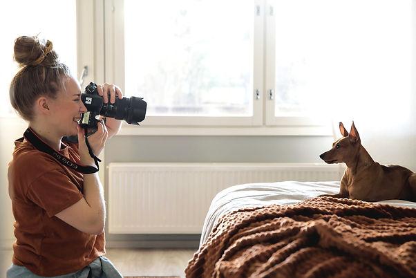 Valokuvaaja Laura Paula Maria