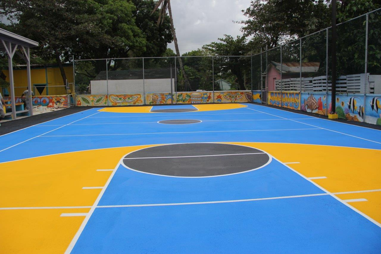 PM Basket Ball Court Pictures 066