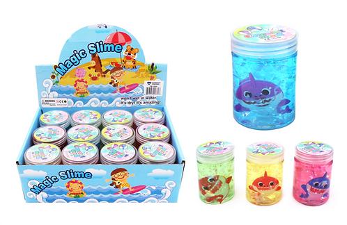 Baby Shark Magic Slime