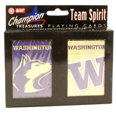 Husky Playing Cards Double Pack