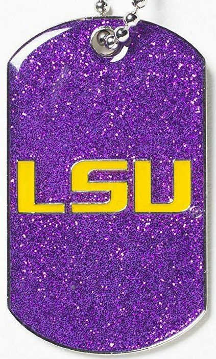 LSU Necklaces &  Dog Tags