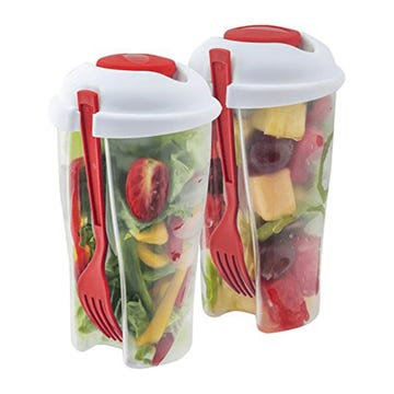 Salad Container 2-Pack