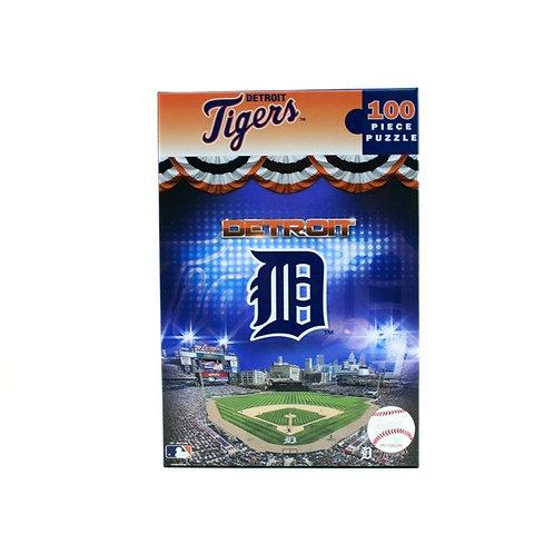 Tigers 100 Piece Puzzle