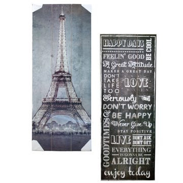 "Treasured Moments™  31.75"" x 12"" Wood Panel Plaques - Assorted"