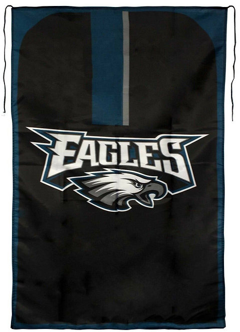 "Eagles 31.5"" x 47"" Fan Flag / Cape"