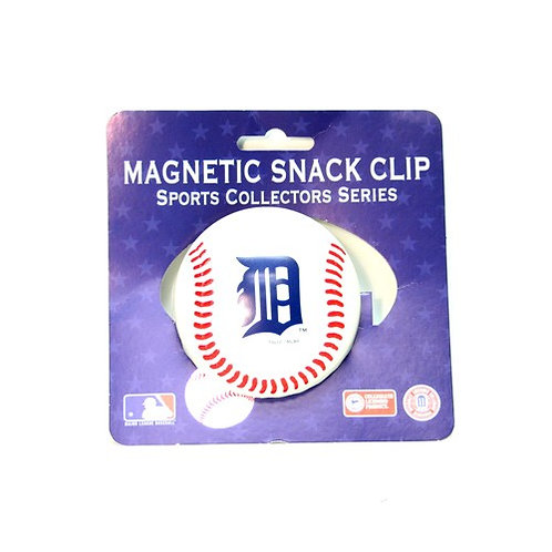 Tigers Magnetic Snack Clip