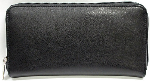 Leather RFID Blocking Ladies' Wallet