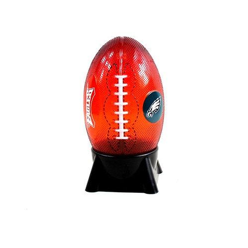 """Eagles 8"""" Football Nightlight"""