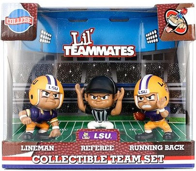 Lil' Teammates Collectible 3-Pack