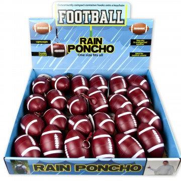 Rain Poncho in a Ball