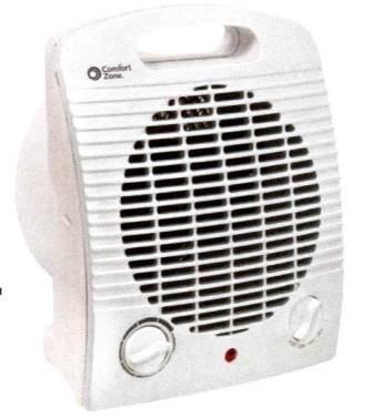 Comfort Zone® Personal Heater & Fan
