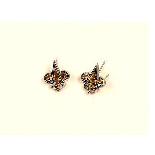 Saints Earrings