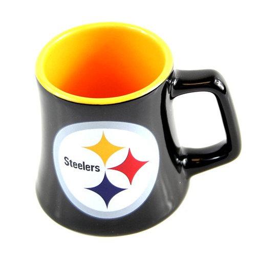 Steelers 2oz Sculpted Mug Series 2