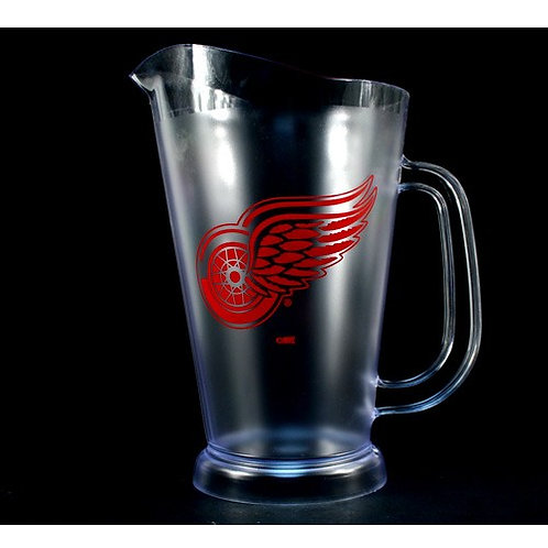 Red Wings Acrylic Pitcher