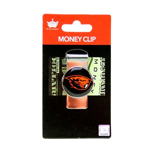 """Beavers """"The Dome"""" Money Clip"""