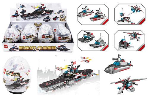 Toy Building Blocks - Medium - Military 2