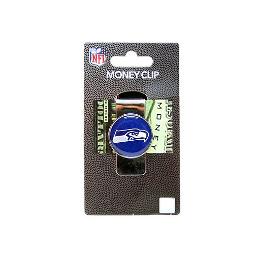 """Seahawks """"The Dome"""" Money Clip"""
