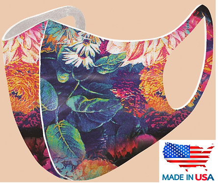 3 Layer 100% Polyester Graphic Mask - Cool & Comfortable - Page2