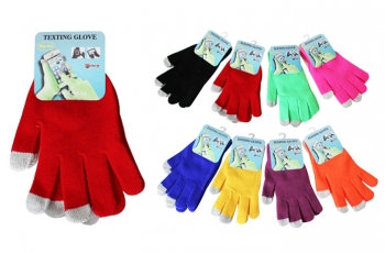 Texting Stretch Gloves