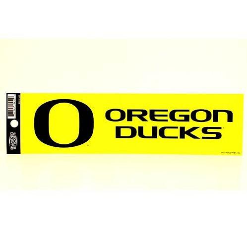 "Ducks 3"" x 12"" Bumper Stickers"