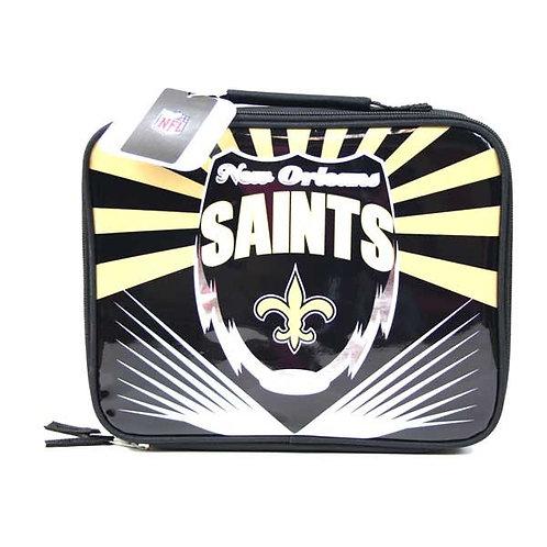 Saints Lightning Insulated Lunchbox