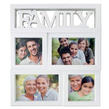Family Photo Collage Frame